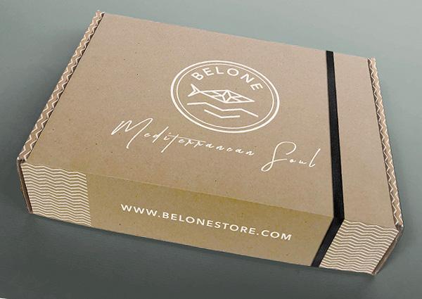 Packaging Regalo Belone